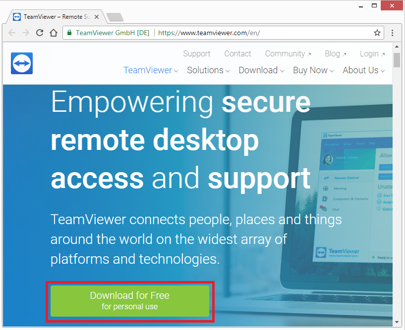 How to install Team Viewer?   Xperts FAQ